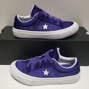Converse One Star Satin